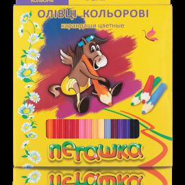 """Карандаши """"Marco"""" Марко 1010 """"Пегашка"""" 48 цветов"""