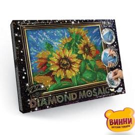 "Набор для творчества ""Алмазная живопись Diamond mosaic"", мал., в кор. 35*27*3 см"
