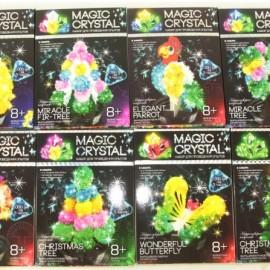 """Набор для творчества """"Magic Crystal"""", растущее дерево, в кор. см (16шт)"""