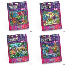 "Набор для творчества ""Crystal mosaic kids"", в кор. 30*21см., (20шт.)"