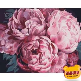 Картина по номерам Вдохновляющий аромат, 40*50 см KHO3015