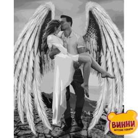 Картина по номерам Мой ангел-хранитель, 40*50 см KHO4511