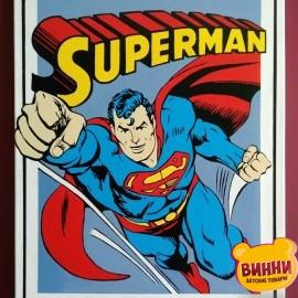 Картина Супермен, 40*50 см