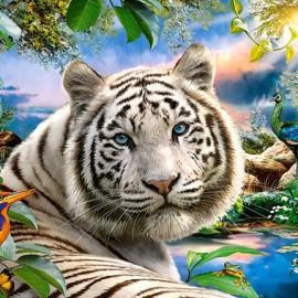 "Кастор пазлы 180 ""Тигр"" 32*23 см В-018192"