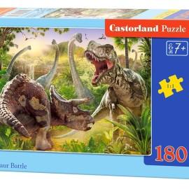 """Кастор пазлы 180 """"Динозавры"""" 32*23 B-018413"""