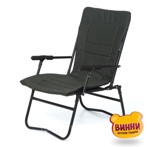 """2210032 Кресло """"Белый Амур"""" d20мм (зеленый Мелаж)"""