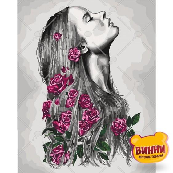 Картина по номерам Расцветаю, 40*50 см KHO4576