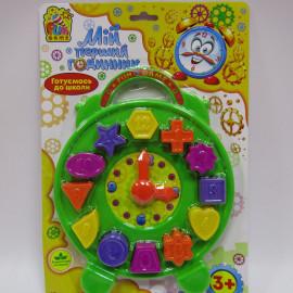 """Игра """"Мой первый будильник"""" в кор. FUN GAME"""" 7331"""