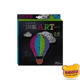 """Набор креативного творчества """"STRING ART"""" , в коробке, 6 видов"""
