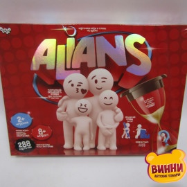 """Игра настольная """"Junior ALIANS"""", G-ALN-01U"""
