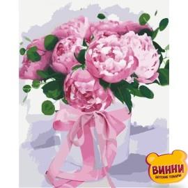 Картина по номерам Подарок любимой 2, 40*50 см, KHО2095