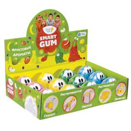 Пластилін для дитячої ліпки SMART GUM» ароматний 6,1*6,1*6см HG02