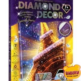 """Набор для творчества """"Diamond decor"""", в кор. 30*21см"""