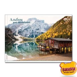 Альбом для рисования 30 л 120 г/м, АВ-32 Mix