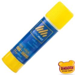 "Клей-карандаш ""BuroMAX"" 4904, 21 гр"