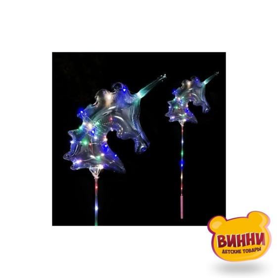 Шарик светящийся Бобо MK 2603-1 BOBO, единорог, MK 2603-1