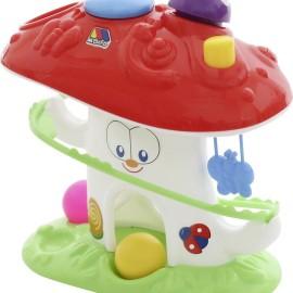 """Розвиваюча іграшка """"Веселий гриб"""" (у сіточці)272х145х270 /6/"""