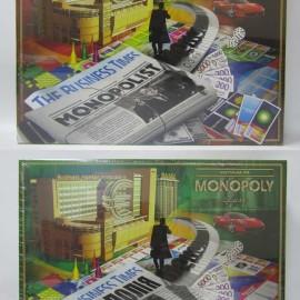 Настольная экономическая игра Монополия SPG-95