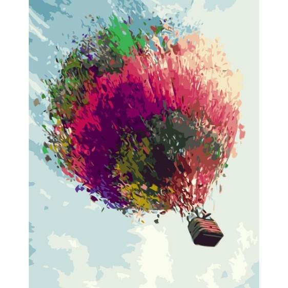 Картина по номерам Воздушный шар 40*50 см, GX3355