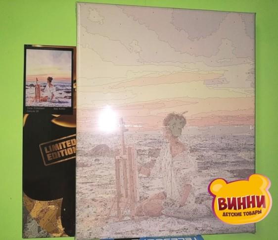 Картина по номерам Пламя Санторини 40*50 см в коробке, PGX26288