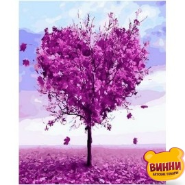Дерево любви, 40*50 см Q1218