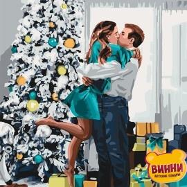 Картина по номерам Новогоднее настроение, 40*50 см KHO4637