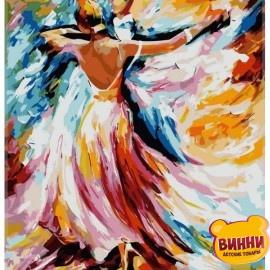 Купить картину по номерам Babylon Осенний вальс, 40*50 см VP085