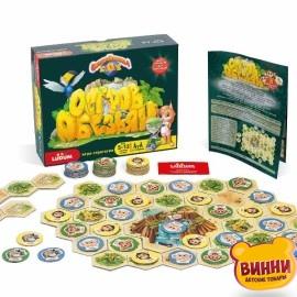 Настольная игра-стратегия для спасателей Остров обезьян (укр)