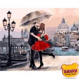 Купить картину по номерам Mariposa Идеальное свидание, 40*50 см, Q1435