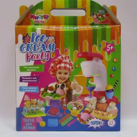 "Набор для творчества ""Мистер тесто- ice cream party"" в кор. 41,5*32,5*7,5см //"