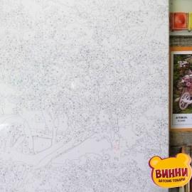 Купить картину по номерам Mariposa Розовый куст, 40*50 см Q2086