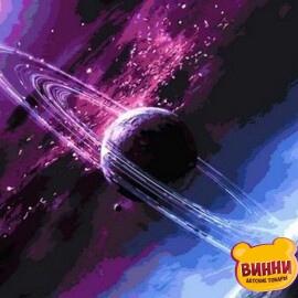 Купить картину по номерам Mariposa Сквозь вселенную, 40*50 см Q792