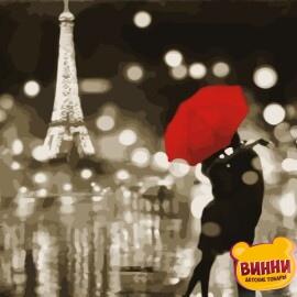 Купить картину по номерам ТМ ArtStory AS0047 Романтичный Париж