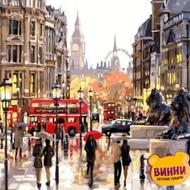 Купить картину по номерам ArtStory AS0363 Типичный Лондон