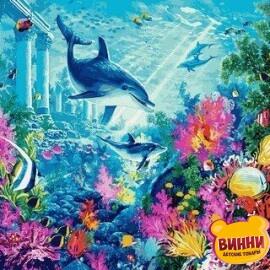Купить картину по номерам Mariposa Водный мир, 40*50 см Q2111