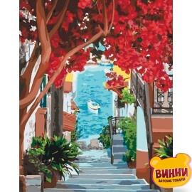 Купить картину по номерам Идейка В ожидании лета, 40*50 см KHО2199