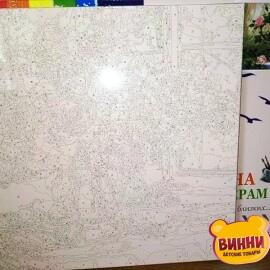 Купить картину по номерам Babylon Натюрморт с голубикой, 40*50 см VP1258