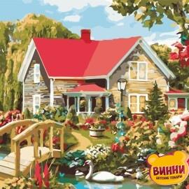 Купить картину по номерам ArtStory AS0541 Дом мечты