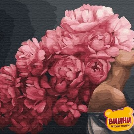 Купить картину по номерам RainbowArt Страстная Эми Джадд, 40*50 см, GX33737