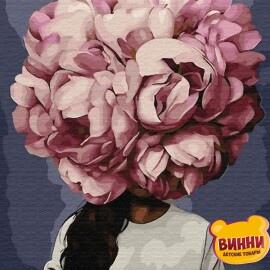 Купить картину по номерам RainbowArt Весенняя Эми Джадд, 40*50 см, GX33739