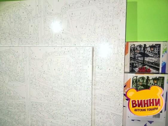 Купить картину по номерам Babylon Горная переправа, 50*65 см VPS909