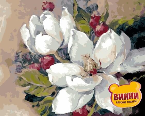 Купить картину по номерам ArtStory AS0113 Цветочная фантазия