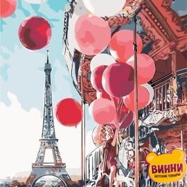 Купить картину по номерам ArtStory AS0148 Французская карусель