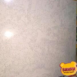 Купить картину по номерам Mariposa Любопытный ежик, 40*50 см Q019