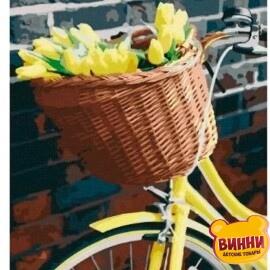 Купить картину по номерам Art Craft Желтое настроение, 40*50 см 13112