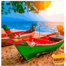 Купить картину по номерам Art Craft Тайланд, 40*40 см 10515