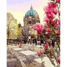 Купить картину по номерам Mariposa Берлинский собор, 40*50 см, Q2189