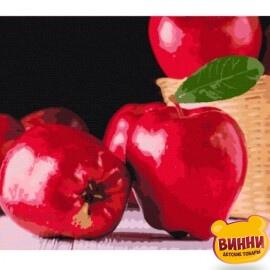 Купить картину по номерам Art Craft Яблоки, 40*50 см 12005