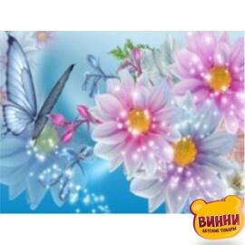 Купить алмазную мозаику Цветочная пыльца, 30*40 см, без подрамника, в коробке, H8476