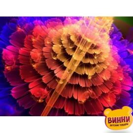 Купить алмазную мозаику Вальс цветов 30*40 см, без рамки, в коробке, H8833